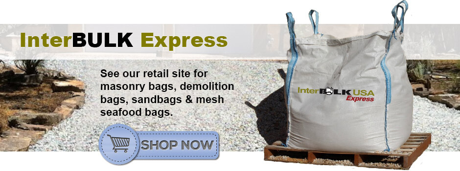 Buy Bulk Bags Now from Interbulkexpress.com